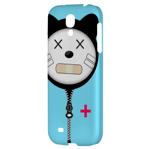 Calamikitty - Geeks Designer Line Toon Series Hard Back Case for Samsung Galaxy S4