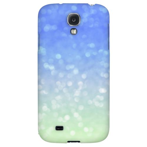 Menthe Blue - Geeks Designer Line Ombre Series Hard Back Case for Samsung Galaxy S4