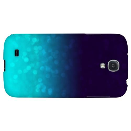 Sparkling Sea - Geeks Designer Line Ombre Series Hard Back Case for Samsung Galaxy S4