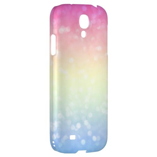 Pale Prismatic - Geeks Designer Line Ombre Series Hard Back Case for Samsung Galaxy S4