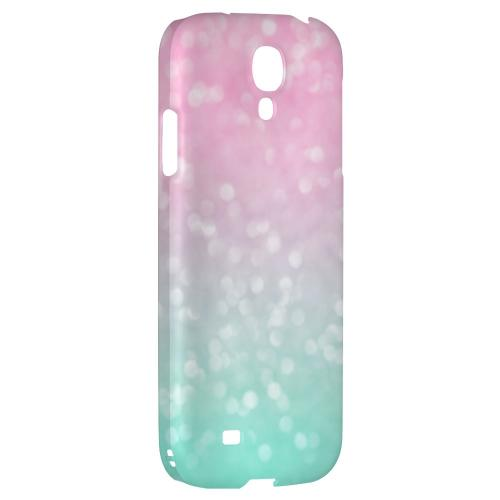 Cherry Blossom Scream - Geeks Designer Line Ombre Series Hard Back Case for Samsung Galaxy S4