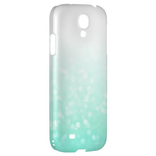 Crystal Menthe - Geeks Designer Line Ombre Series Hard Back Case for Samsung Galaxy S4