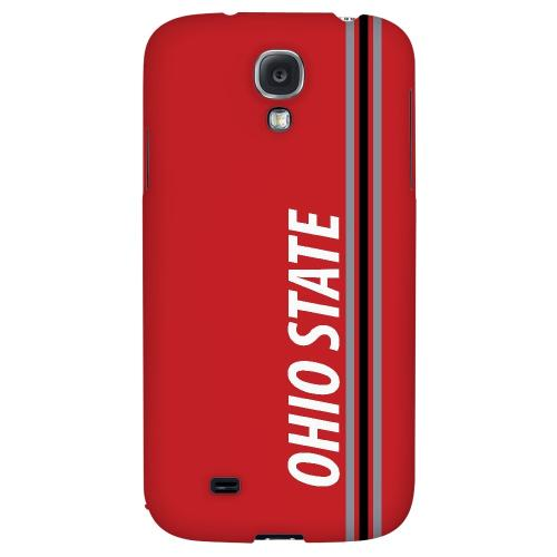 Ohio State - Geeks Designer Line March Madness 2012 Series Hard Back Case for Samsung Galaxy S4