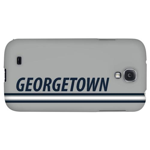 Georgetown - Geeks Designer Line March Madness 2012 Series Hard Back Case for Samsung Galaxy S4