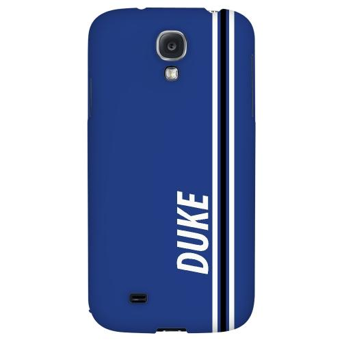 Duke - Geeks Designer Line March Madness 2012 Series Hard Back Case for Samsung Galaxy S4
