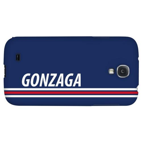 Gonzaga - Geeks Designer Line March Madness 2012 Series Hard Back Case for Samsung Galaxy S4