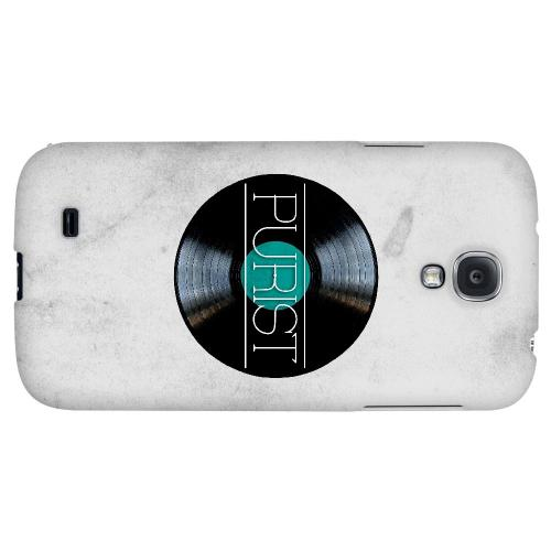 Purist - Geeks Designer Line Music Series Hard Back Case for Samsung Galaxy S4