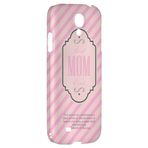 Mom Deep Abyss - Geeks Designer Line Mom Series Hard Back Case for Samsung Galaxy S4