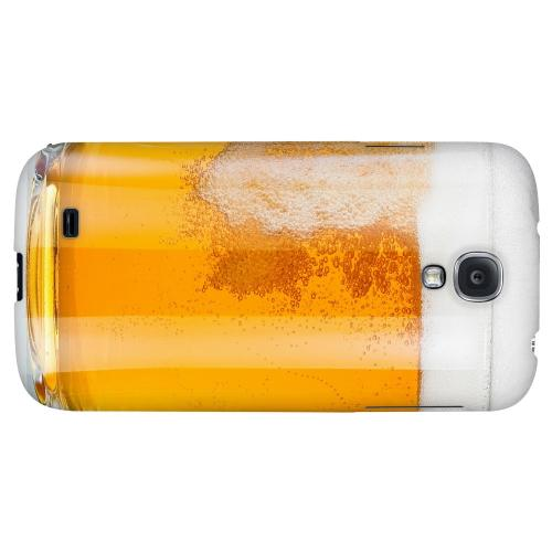 Beer Mug - Geeks Designer Line Humor Series Hard Back Case for Samsung Galaxy S4