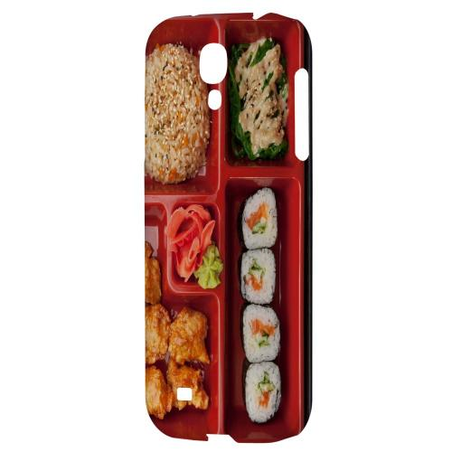 Bento Box - Geeks Designer Line Humor Series Hard Back Case for Samsung Galaxy S4