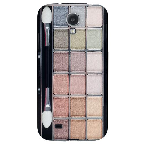 Make Up - Geeks Designer Line Humor Series Hard Back Case for Samsung Galaxy S4