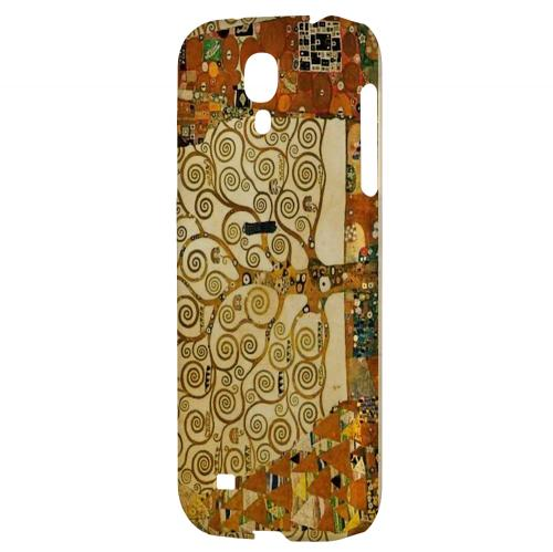 Tree of Life by Gustav Klimt - Geeks Designer Line Artist Series Hard Back Case for Samsung Galaxy S4