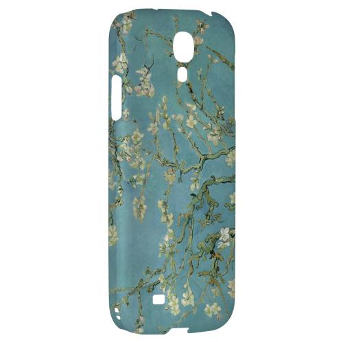 Almond Blossom by Vincent van Gogh - Geeks Designer Line Artist Series Hard Back Case for Samsung Galaxy S4