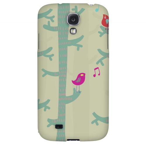 Spring Sing Forest - Geeks Designer Line Spring Series Hard Back Case for Samsung Galaxy S4