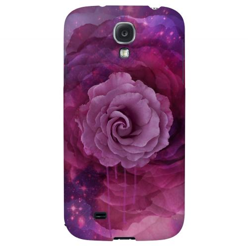 Space Bloom - Geeks Designer Line Spring Series Hard Back Case for Samsung Galaxy S4