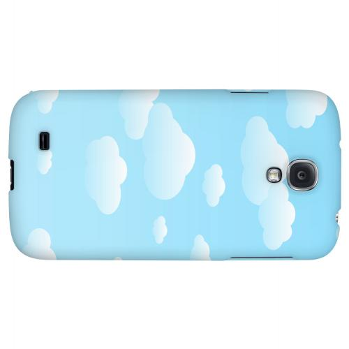 Peaceful Clouds - Geeks Designer Line Spring Series Hard Back Case for Samsung Galaxy S4
