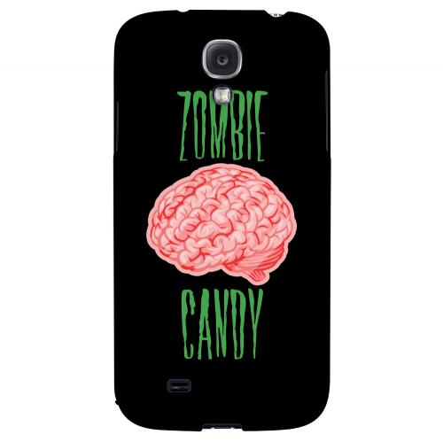 Zombie Candy - Geeks Designer Line Apocalyptic Series Hard Back Case for Samsung Galaxy S4