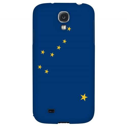 Alaska - Geeks Designer Line Flag Series Hard Back Case for Samsung Galaxy S4