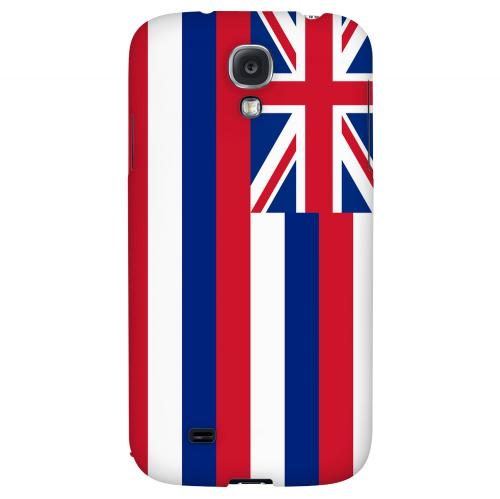 Hawaii - Geeks Designer Line Flag Series Hard Back Case for Samsung Galaxy S4