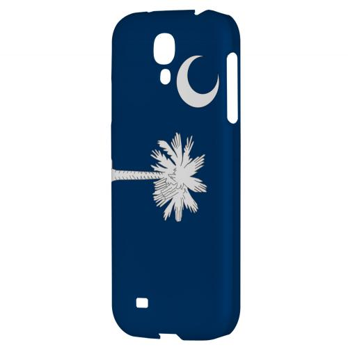 South Carolina - Geeks Designer Line Flag Series Hard Back Case for Samsung Galaxy S4