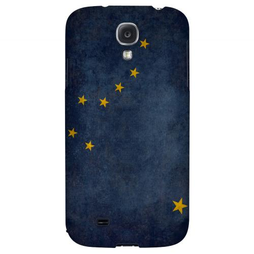 Grunge Alaska - Geeks Designer Line Flag Series Hard Case for Samsung Galaxy S4