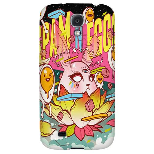TokiMonsta's Birthday Special SPAM N EGGS Series Hard Case for Samsung Galaxy S4