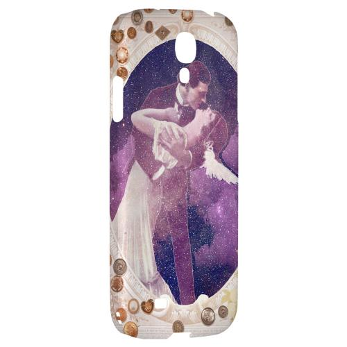 A Midsummer Night Swoon - Geeks Designer Line Americana Nostalgia Series Hard Back Case for Samsung Galaxy S4
