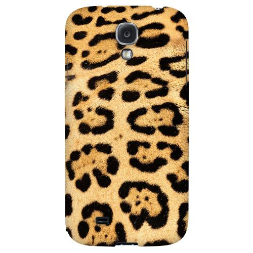 Jaguar - Geeks Designer Line Animal Print Series Hard Back Case for Samsung Galaxy S4