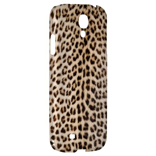 Leopard Print - Geeks Designer Line Animal Print Series Hard Back Case for Samsung Galaxy S4