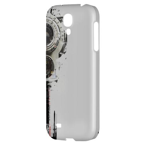 The Tower - Geeks Designer Line Retro Series Hard Back Case for Samsung Galaxy S4