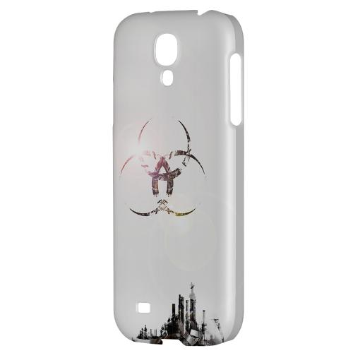 Ghost Town - Geeks Designer Line Retro Series Hard Back Case for Samsung Galaxy S4