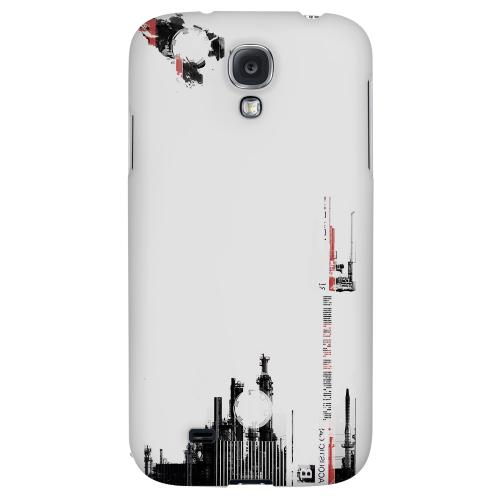 Factory B - Geeks Designer Line Retro Series Hard Back Case for Samsung Galaxy S4