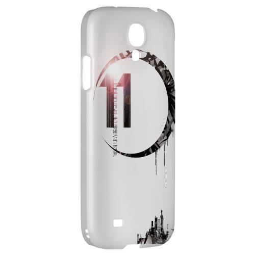Moon 11 - Geeks Designer Line Retro Series Hard Back Case for Samsung Galaxy S4