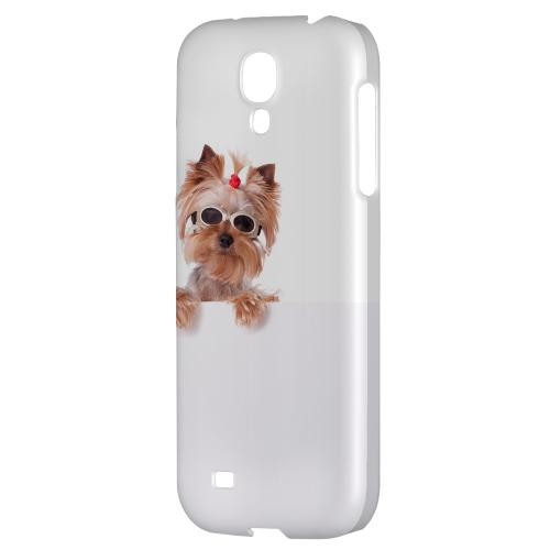 Yorkshire Terrier - Geeks Designer Line Puppy Series Hard Back Case for Samsung Galaxy S4