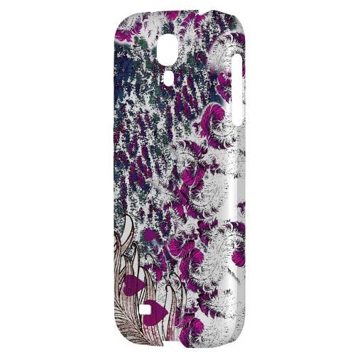 Feather Love - Geeks Designer Line Asian Print Series Hard Back Case for Samsung Galaxy S4