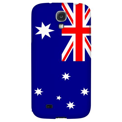 Australia - Geeks Designer Line Flag Series Hard Back Case for Samsung Galaxy S4
