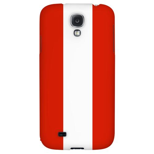Austria - Geeks Designer Line Flag Series Hard Back Case for Samsung Galaxy S4