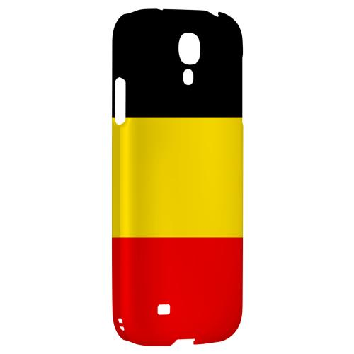 Belgium - Geeks Designer Line Flag Series Hard Back Case for Samsung Galaxy S4