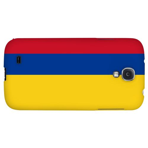 Colombia - Geeks Designer Line Flag Series Hard Back Case for Samsung Galaxy S4