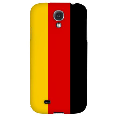 Germany - Geeks Designer Line Flag Series Hard Back Case for Samsung Galaxy S4