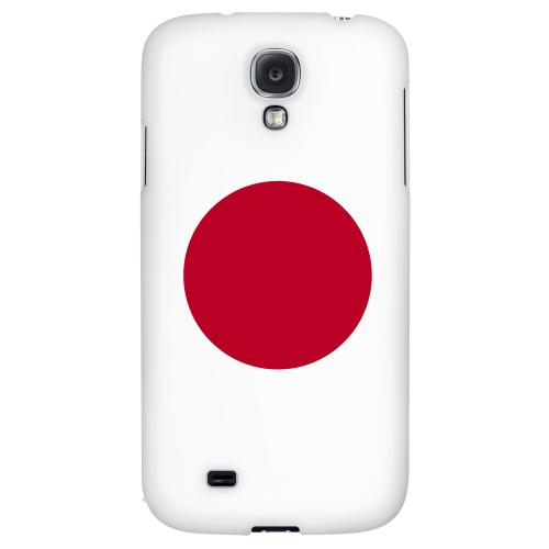 Japan - Geeks Designer Line Flag Series Hard Back Case for Samsung Galaxy S4