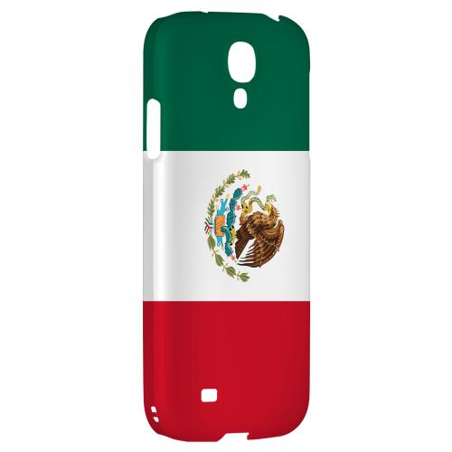 Mexico - Geeks Designer Line Flag Series Hard Back Case for Samsung Galaxy S4