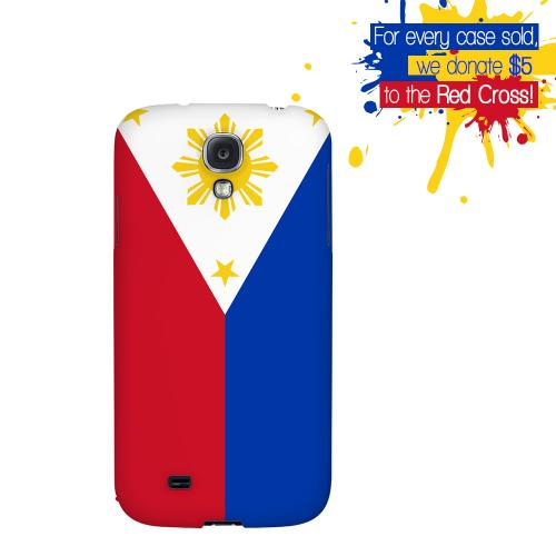 Philippines - Geeks Designer Line Flag Series Hard Back Case for Samsung Galaxy S4