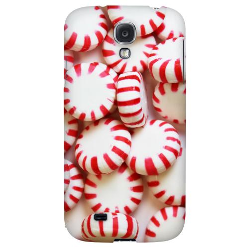 Peppermints - Geeks Designer Line Candy Series Hard Back Case for Samsung Galaxy S4