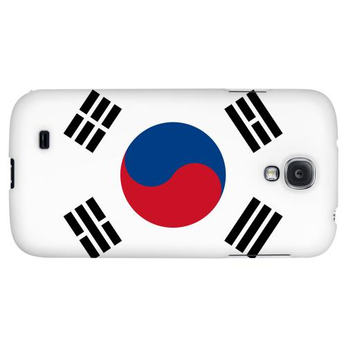 South Korea - Geeks Designer Line Flag Series Hard Back Case for Samsung Galaxy S4