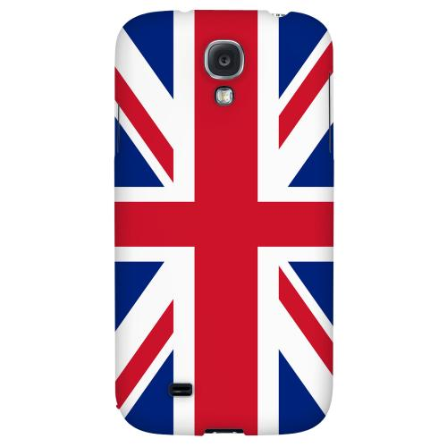 United Kingdom - Geeks Designer Line Flag Series Hard Back Case for Samsung Galaxy S4