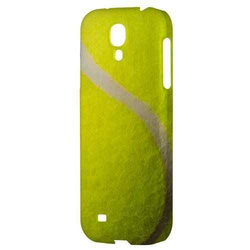Tennis Ball - Geeks Designer Line Sports Series Hard Back Case for Samsung Galaxy S4