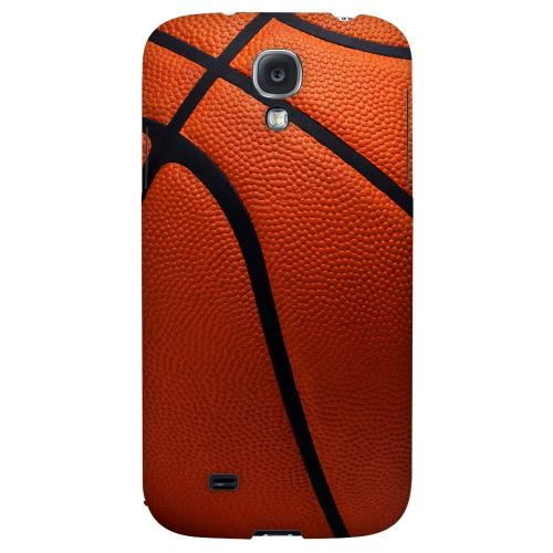 Basketball - Geeks Designer Line Sports Series Hard Back Case for Samsung Galaxy S4