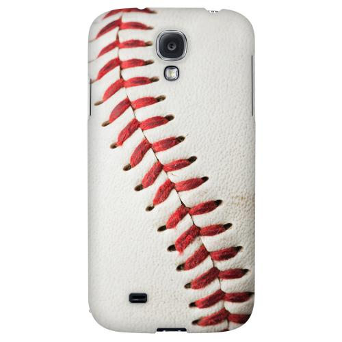 Baseball - Geeks Designer Line Sports Series Hard Back Case for Samsung Galaxy S4