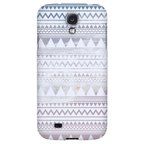 Beach Pattern - Geeks Designer Line Zig Zag Series Hard Back Case for Samsung Galaxy S4